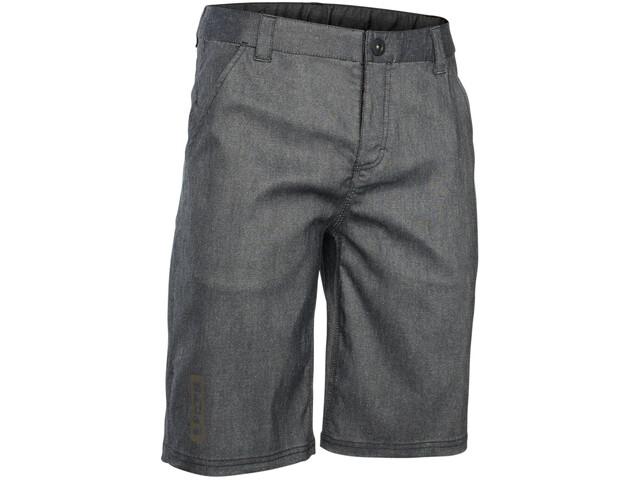 ION Seek Shorts ciclismo Hombre, black